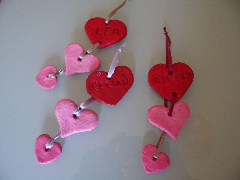 Crin st valentin fait maison centerblog - Pinterest st valentin bricolage ...